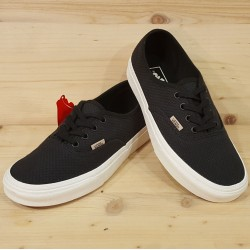 VANS AUTHENTIC WOVEN CHECK BLACK SNOW