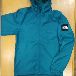 TNF JKT MOUNTAIN Q EVERGLADE