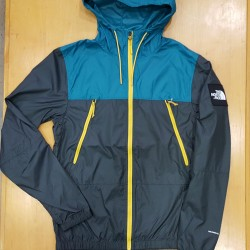 TNF 1990 MOUNTAIN JKT GREY EVERGLADETNF 1990 MOUNTAIN JKT GREY EVERGLADE