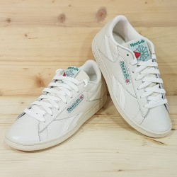 REEBOK NPC UK CHALK PAPERWHITE GREEN