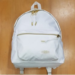 EASTPAK PADDED 31Z GOLD OUT WHITE