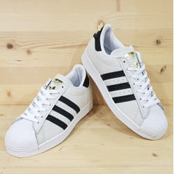 ADIDAS SUPERSTAR ADV WHITE GOLD