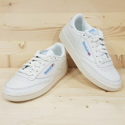 REEBOK CLUB C 85 vintage CHALK WH BLUE