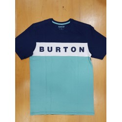 BURTON TEE SHIRT LOWBALL DRESS BLUE
