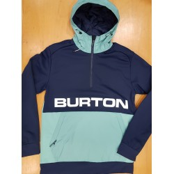 BURTON HOOD CROWN BND DRESS BLUE