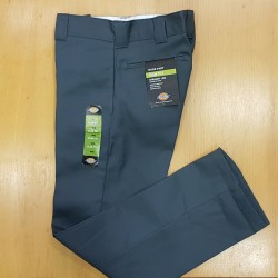 DICKIES WORKPANT STRGHT 873 CHARCOAL '32