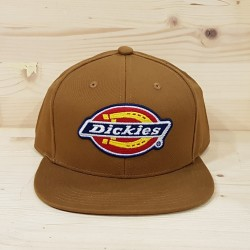 DICKIES CAP 5 PANEL MULDOON BROWN DUCK