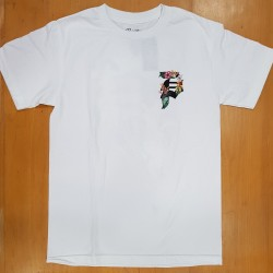 PRIMITIVE T-SHIRT DIRTY TROPIC WHITE