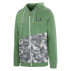 PICTURE ORGANIC SWEAT ZIP ALBURY ATLAS COTON BIO