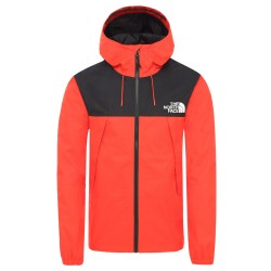The North Face Jacket 1990 MOUNTAIN Q FIERY RED