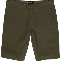 ELEMENT SHORT HOWLAND ARMY GREEN