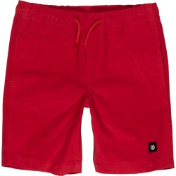 ELEMENT SHORT VACATION CHILI PEPPER