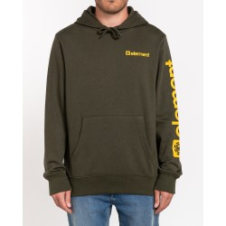 ELEMENT HOODY JOINT FOREST NIGHT SWEAT-SHIRT CAPUCHE