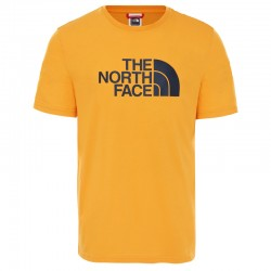The North Face T-shirt EASY TEE SUMMIT GOLD