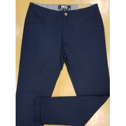 PICTURE PANTALON CHINO FEODOR DARK BLUE