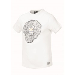 PICTURE TSHIRT TRUNK WHITE