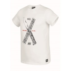 PICTURE T-SHIRT OPINEL WHITE