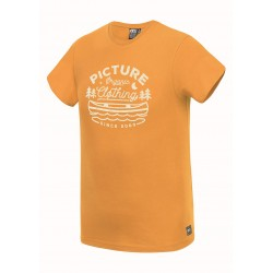 PICTURE T-SHIRT COLTER CAMEL