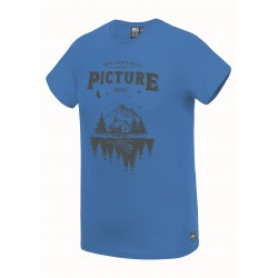 PICTURE T-SHIRT ODELL  BLUE