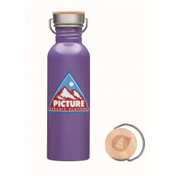 PICTURE GOURDE HAMPTON PURPLE 750 ML
