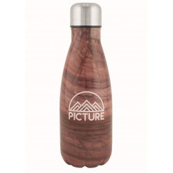 PICTURE GOURDE ISOTHERME URBAN WOOD 350ML
