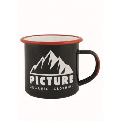 PICTURE MUG METAL SHERMAN #20 350ML