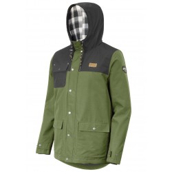 PICTURE JACKET JACK ARMY GREEN