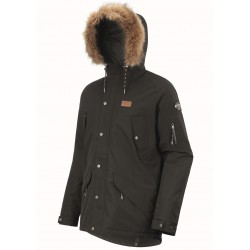 PICTURE JACKET KODIAK BLACK