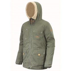 PICTURE JACKET MONTANA ARMY GREEN