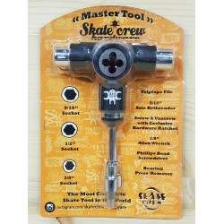 SKATE OUTIL CLEF MONTAGE MASTER TOOL