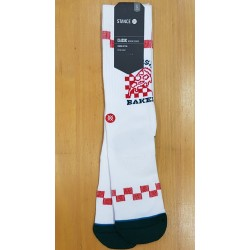 STANCE Chaussettes FRESH BAKED WHITE