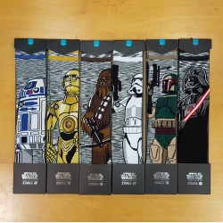 STAR WARS PACK CLASSIC 6 PACK