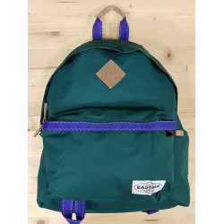 Eastpak Sac à dos PADDED INTO NATIVE GREEN