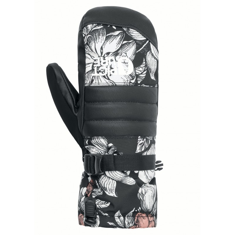 PICTURE MOUFLES ANNA PEONIES BLACK