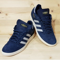 ADIDAS BUSENITZ BLUE GREY WHITE