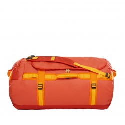 TNF BaseCampDuffle L 95L Tibetan Orange