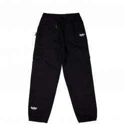 JACKER PANT CARGO MONEY MAKERS BLACK - COLLECTION ROAD TO KETAMA - PART1 - CHAPTER 2