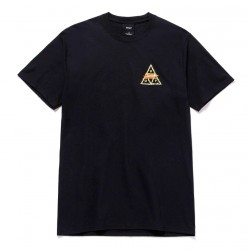 HUF X STREETFIGHTERS TEE BLANKA TT BLACK