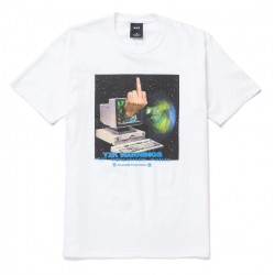 HUF TEE Y2K DAY SS WHITE