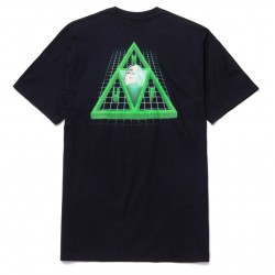 HUF TEE DIGITAL DREAM SS BLACK