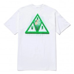 HUF TEE DIGITAL DREAM SS WHITE