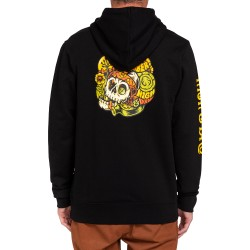 ELEMENT x TIMBER  HOODED SWEAT PICK YOUR POISON BLACK