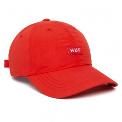 HUF CAP FUCK IT INTL CV 6 PANEL POPPY