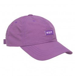 HUF CAP FUCK IT INTL CV 6 PANEL VIOLET PLUM
