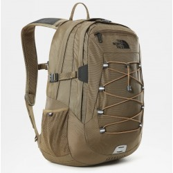 THE NORTH FACE SAC A DOS BOREALIS CLASSIC TNF MILITARY OLIVE UTILITY BROWN