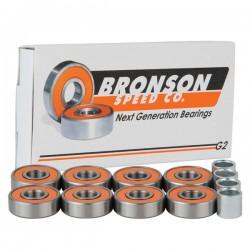 BRONSON G2 BOITE DE 8 ROULEMENTS SPEED G2