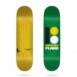 """PLAN B PLATEAU 7.75"""" ORIGINAL GUSTAVO RIBEIRO"""