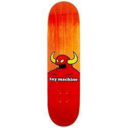 """TOY MACHINE 8.5"""" SKATEBOARD MONSTER DECK"""