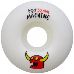 TOY MACHINE 4 X ROUES 52MM SKETCHY MONSTER SKATEBOARD