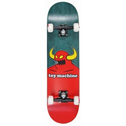 """TOY MACHINE 8.0"""" COMPLETE  MONSTER SKATEBOARD"""